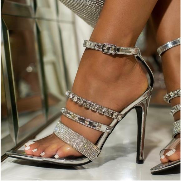 "Miss Lola ""finally famous"" heels"